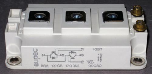BSM100GB170DN2 - IGBT (Infineon - formerly Eupec/Siemens)