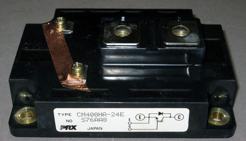 CM400HA-24E - IGBT (Powerex) - Used