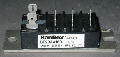 DF20AA160 - Bridge Rectifier (SanRex) - Used