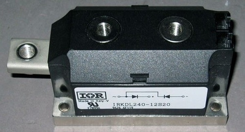 IRKDL240-12S20 - Fast Diode Module (IR)