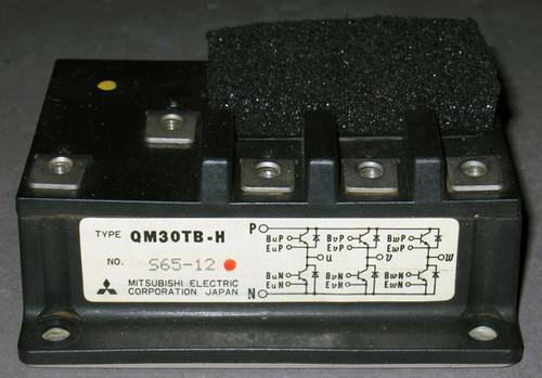 QM30TB-H - Transistor module / 6-in-1 (Mitsubishi) - Used