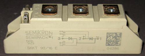 SKKT92/16E - SCR/Thyristor (Semikron)