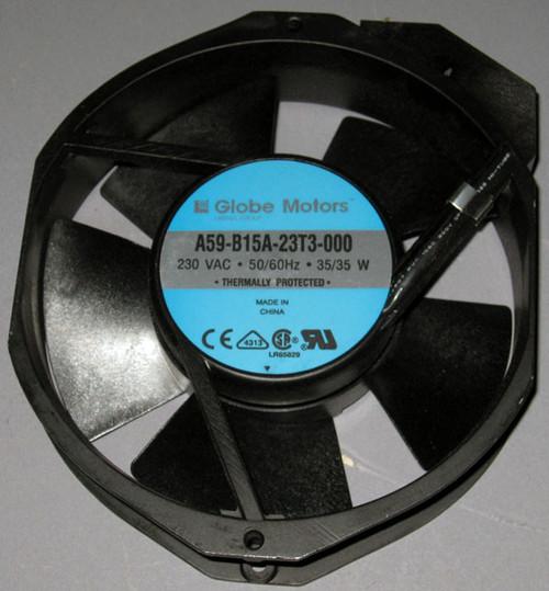 A59-B15A-23T3-000 - 230VAC Fan, 177/212 CFM (Globe Motors)