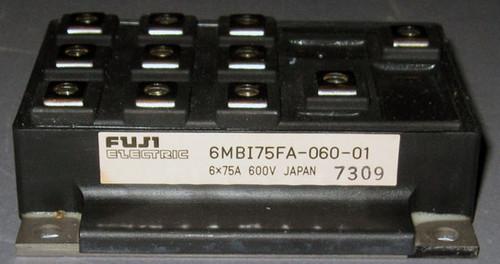 6MBI75FA-060-01 - IGBT (Fuji) - Used