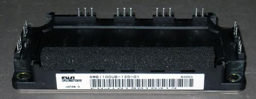 6MBI100UB-120-01 - 1200V 100A IGBT 6-in-1 Module (Fuji)