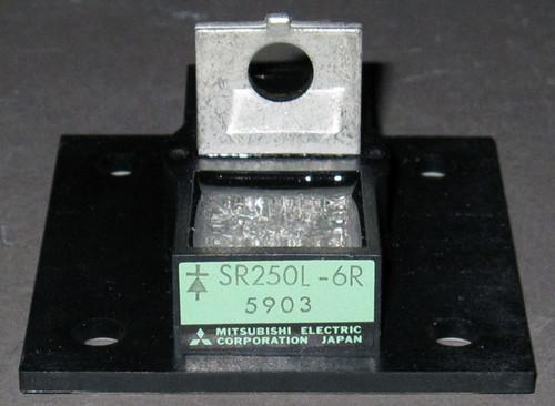 SR250L-6R - 250A 300V Diode (Mitsubishi)