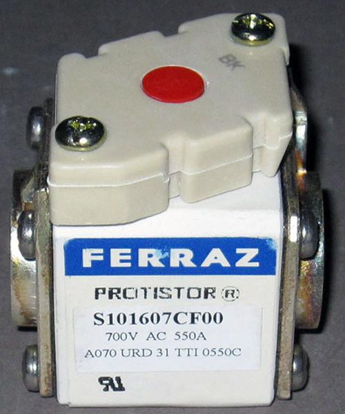 S101607CF00 / A070URD31TTI0550C - Protistor Fuse (Ferraz)