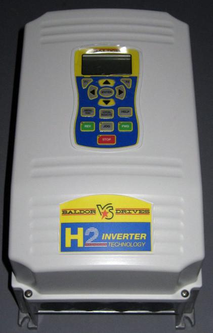 VS1SP43-4B - Washdown Inverter Drive, 3HP (Baldor)