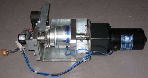 TD2586G-24F Motor Assembly 1 (Siemens) - Used