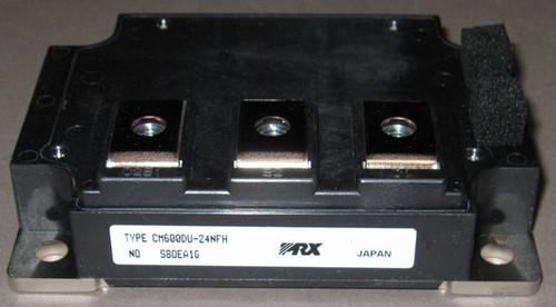 CM600DU-24NFH - 1200V 600A Dual / Fast IGBT (Powerex)