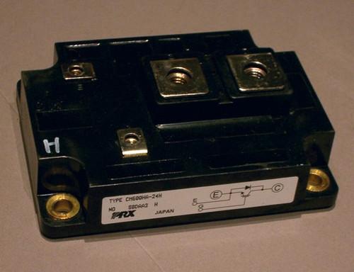CM600HA-24H - 1200V 600A IGBT High Power Module (Powerex) - Used