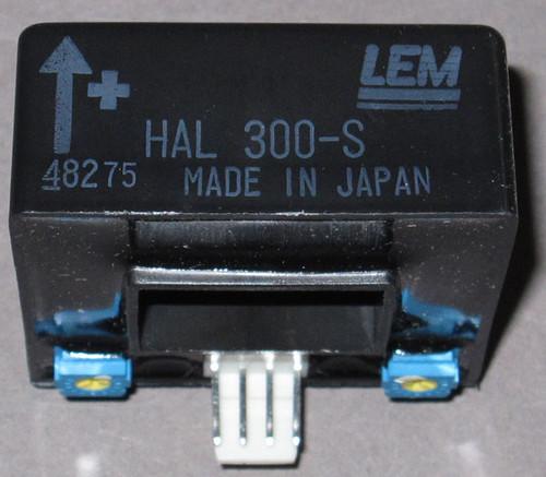 HAL-300-S - 300A Current Transducer (LEM)