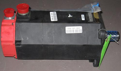 A06B-0318-B006#7076 - AC Servo Motor (Fanuc) - Used