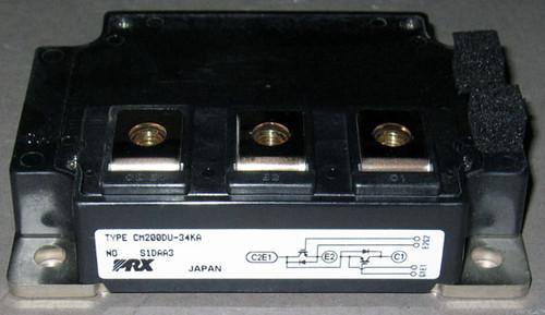CM200DU-34KA - IGBT (Powerex)