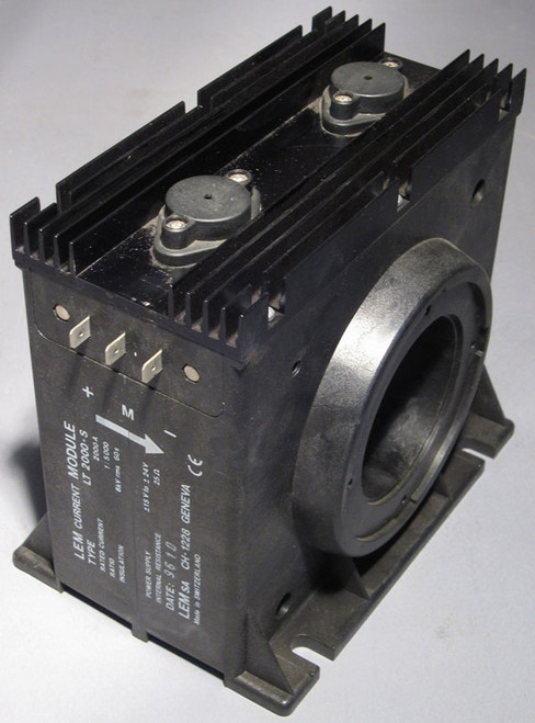 LT2000-S - 2000A Current Transducer (LEM)