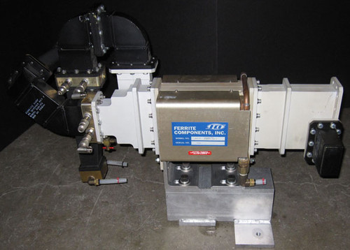 SC3-70 / 8488405 Rev F - 4-Port Circulator Assembly (Ferrite Components / Siemens) - Used