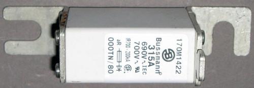 170M1422 - 315A 690/700VAC Fuse (Bussmann)