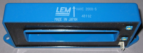 HAXC2000-S - 2000A Current Sensor / Transducer (LEM)