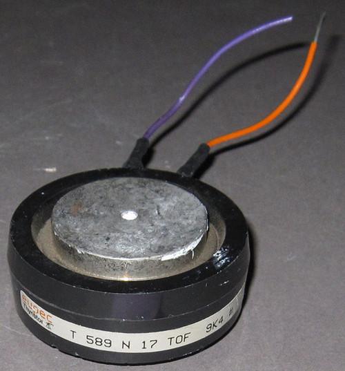 T589n18tof Scr Thyristor Eupec Used Electro Store