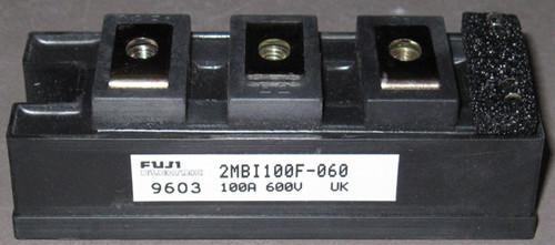 2MBI100F-060 - 600V 100A Dual IGBT (Fuji)