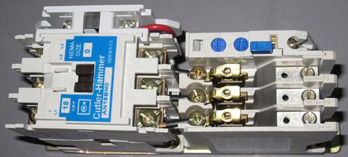 AN16BN0-AC - Starter (Cutler-Hammer)