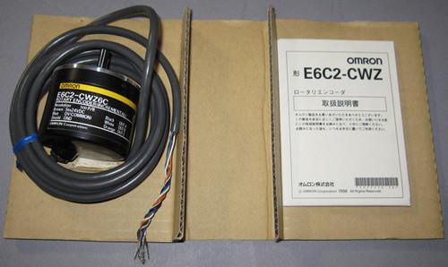 E6c2 Cwz6c Rotary Encoder Omron Electro Store