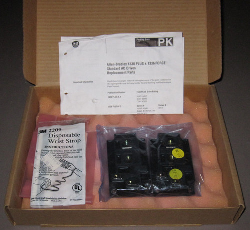 1336-QOUT-SP16A - IGBTs for Allen Bradley drives, includes (2) 1MBI400JN-140