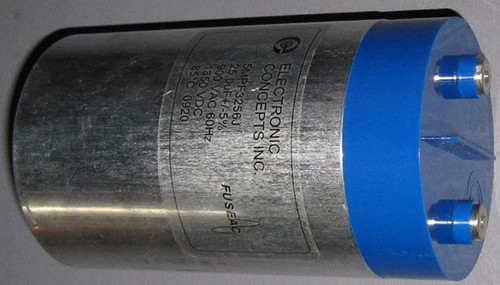 5MPF3256J - 900VAC / 1350VDC 25uF Capacitor (Electronic Concepts)