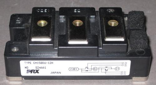 CM150DU-12H - 600V 150A Dual IGBT (Powerex) - Used
