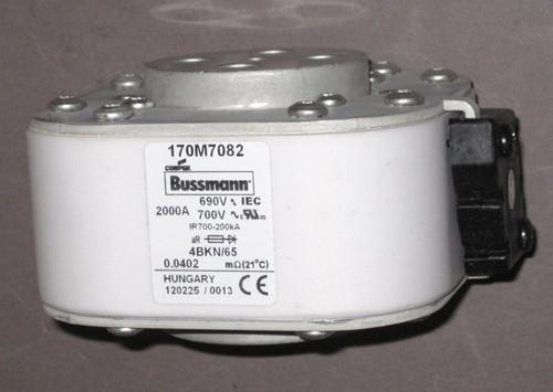 170M7082 -  2000A 690/700V Fuse (Bussmann)