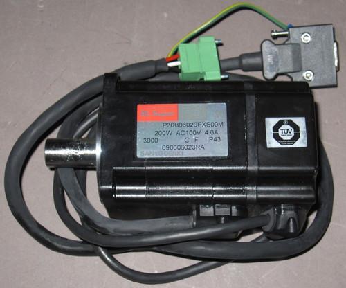 P30B06020PXS00M - 200W BL Super Servo Motor (Sanyo Denki)
