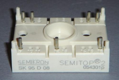 SK95D08 - 800V 95A 3-phase bridge rectifier (Semikron)