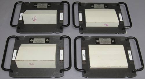 1945042 B, 1945034 B, 1945026 B, 1945016 B - Set of four wedges (Siemens) - Used