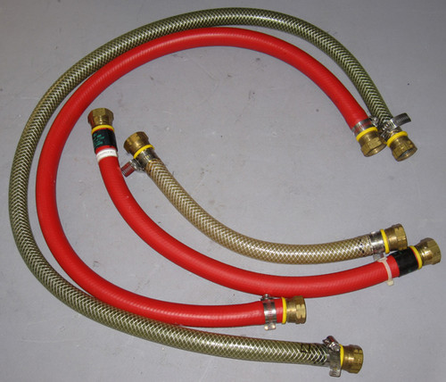 Set of Four Hoses (Siemens) - Used
