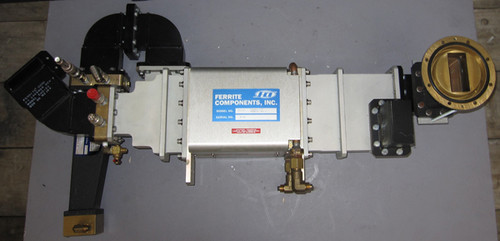 SC3-70 / 8488405 Rev F - 4-port Circulator Assembly (Ferrite Components/Siemens) - Used
