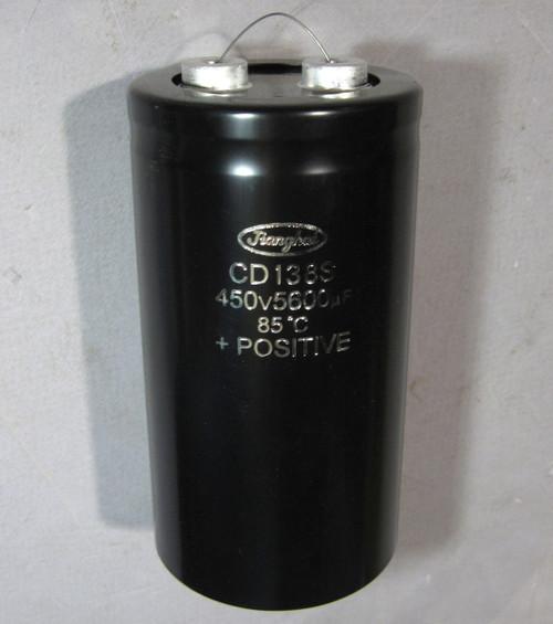 ECG2WWP562M-CD138S - 450VDC 5600uF Electrolytic Capacitor (Jianghai)