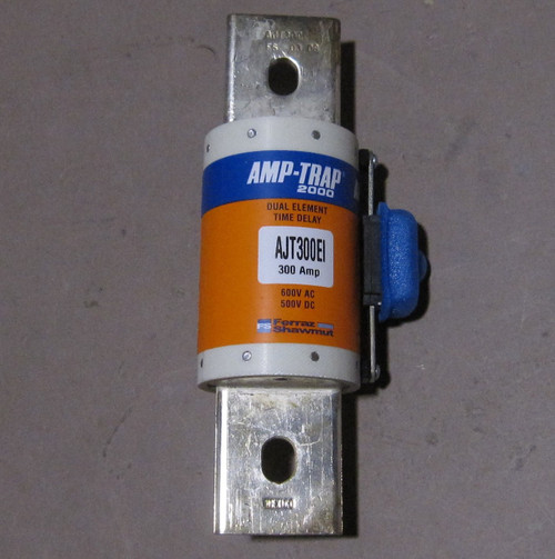 AJT300EI - 600V 300A Fuse (Ferraz Shawmut) - Same as AJT300 with indicator