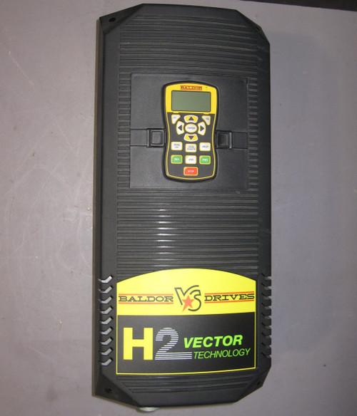 VS1GV440-1B - 40HP 480VAC Variable Speed Vector Drive (Baldor) - Used