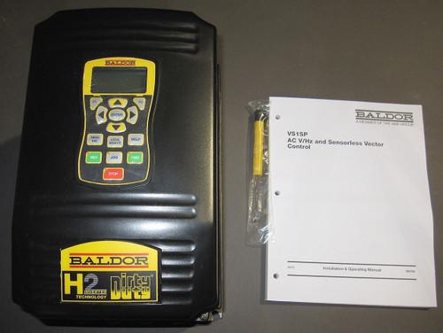 VS1SP45-5B - 5HP 480VAC Variable Speed Drive (Baldor)