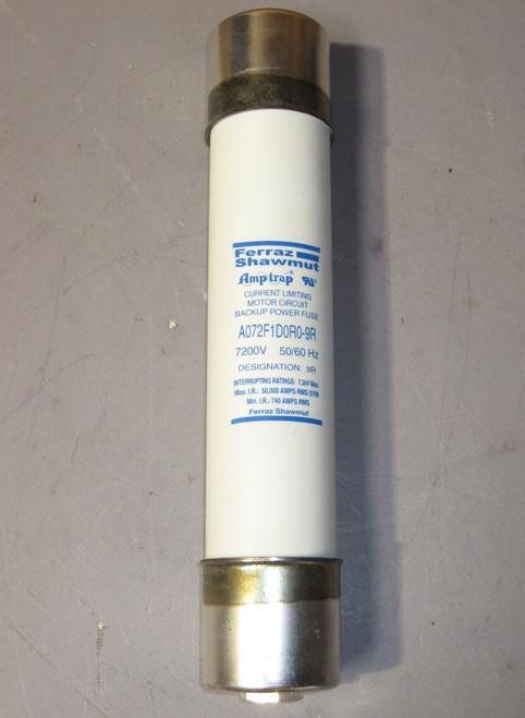 A072F1D0R0-9R - 7200V 9R Fuse (Ferraz Shawmut)