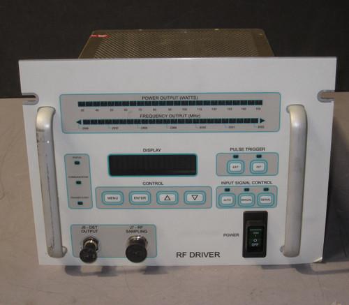 HDA312 / 5850578 Rev E - Serial H1446 - RF Driver (Herley / Siemens) - Used
