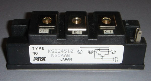 KS224510 Darlington Transistor (Powerex) same as QM100HY-H (Mitsubishi)
