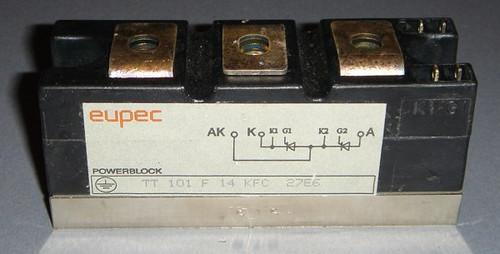 TT101F14KFC - fast SCR (Eupec) - Used