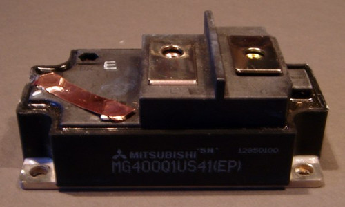 MG400Q1US41-EP - IGBT (Mitsubishi) - Used