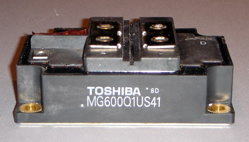 MG600Q1US41 - IGBT (Toshiba) - Used