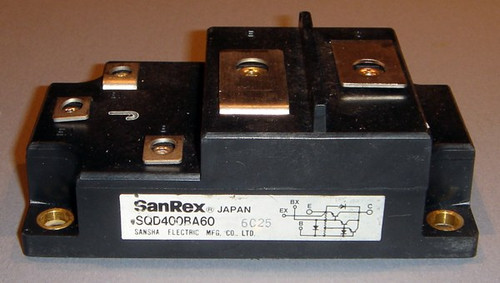 SQD400BA60 - Transistor (Sanrex) - Used
