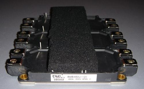 6MBI450U-120 - 1200V 450A 6-pack IGBT (Fuji) - Used