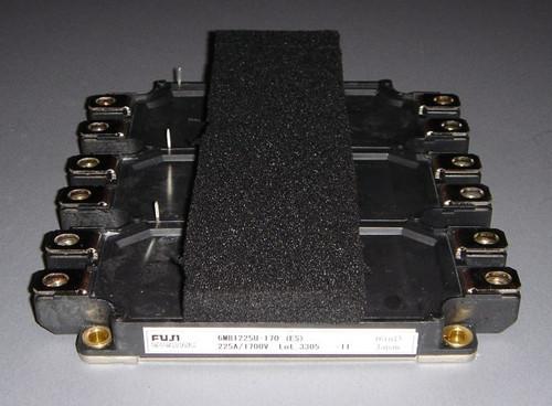 6MBI225U-170 - 1700V 225A 6-pack IGBT (Fuji) - Used