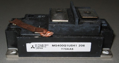 MG400Q1US41 - 1200V 400A IGBT (Mitsubishi) - Used
