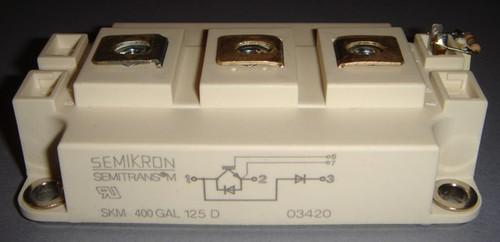 SKM400GAL125D - IGBT (Semikron) - Used